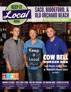 Keep It Local Maine - Saco, Biddeford, Old Orchard Beach - September-October 2016