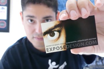 Expose Design - graphic design, web design, screenprinting